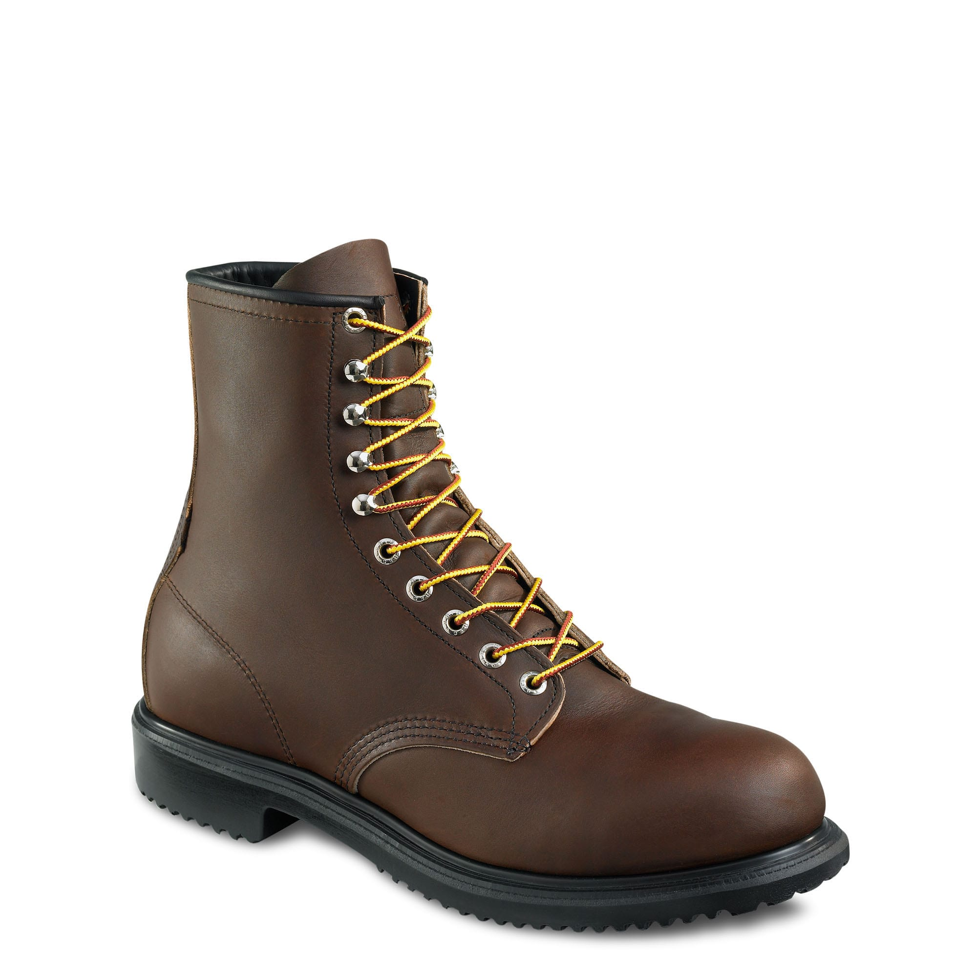 Redwing 2233 8 Quot Brown Farm Boot Steel Toe Uninsulated