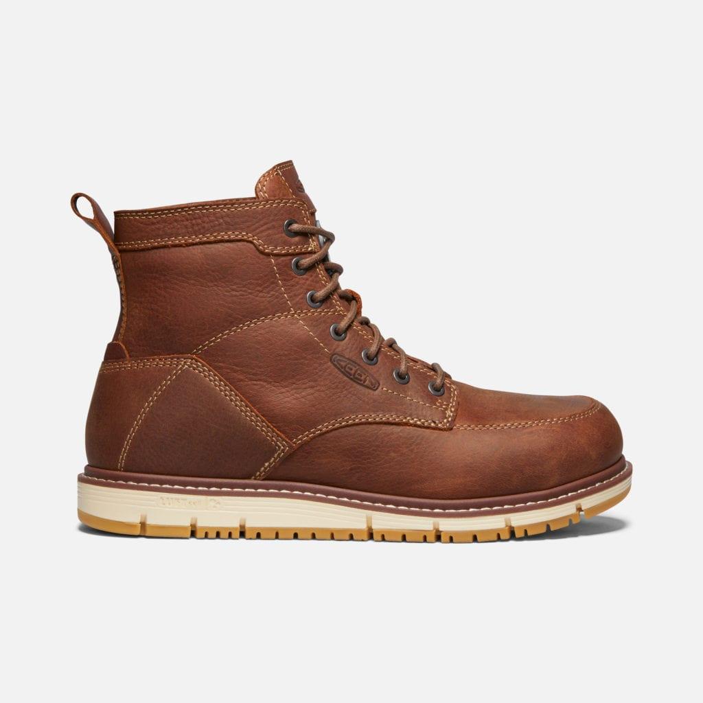 Keen 1021336 Csa San Jose 6 Quot Aluminum Toe Boots Boots